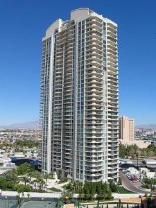 40 Story High Rise - Las Vegas, Nevada