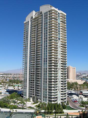 40 Story High Rise - Las Vegas, Nevada