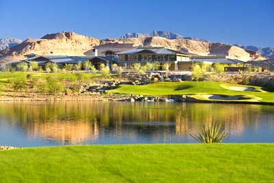Master Planed Community with Golf Course and Rec Center - Las Vegas, Nevada
